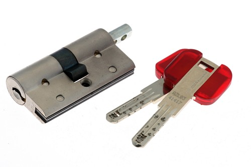 Изготовление ключа по личинке замка
