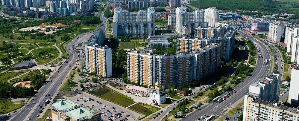 Район Митино г.Москвы