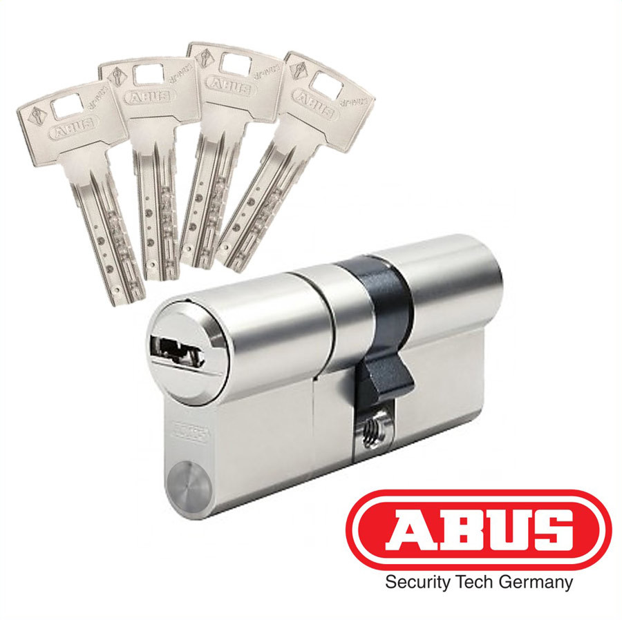 Замена цилиндров ABUS