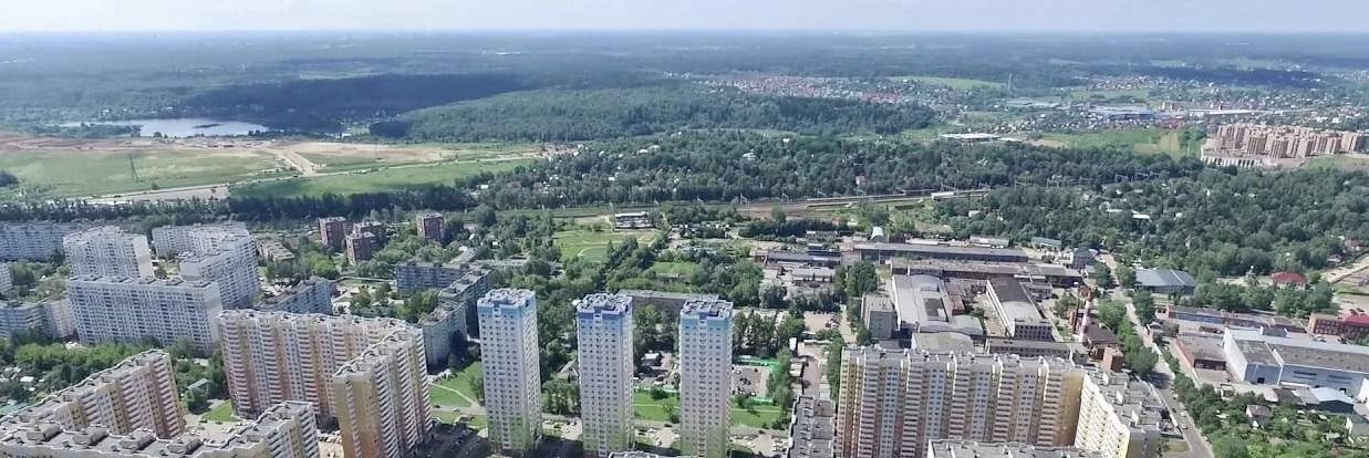 район Молжаниново